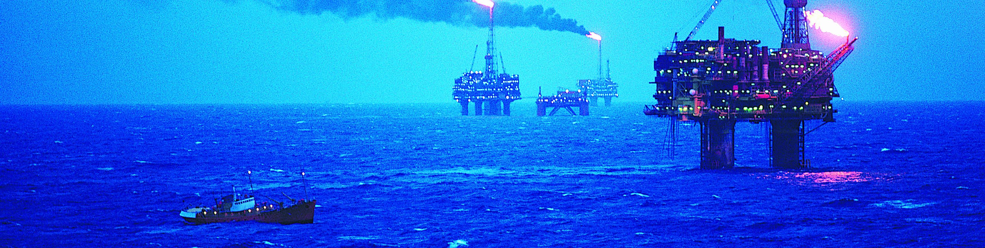 OilPlatformNorthSea